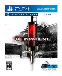 (PS4 VR) The Inpatient