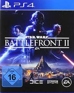 Star Wars Battlefront 2 (PlayStation 4) für 16,33€ - PC für 12,99€