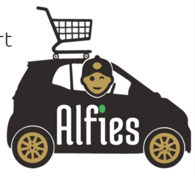 Lieferservice Alfie's - 10 € Warenwert um 4,50 € / 20 € um 9 € - Getränke u Lebensmittel zu Supermarktpreisen