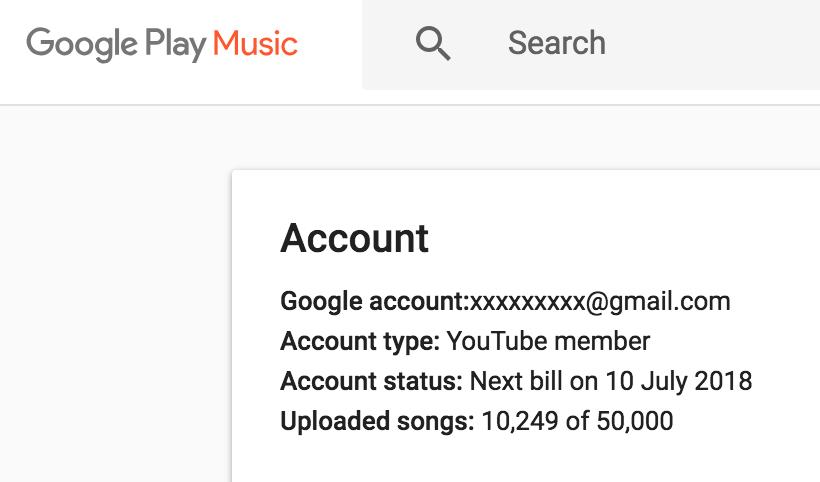 """Google Play Music Family Plan (über Umweg """"YouTube Music"""") jetzt auch in Österreich"""
