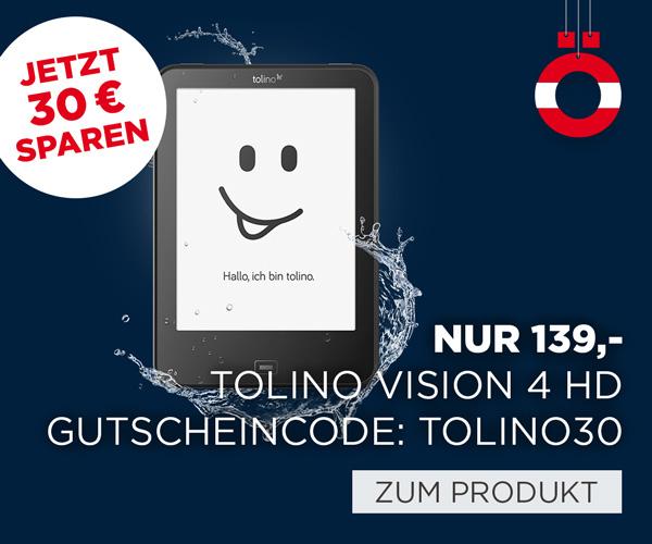 Tolino vision 4 HD um 139€ (statt 169€)