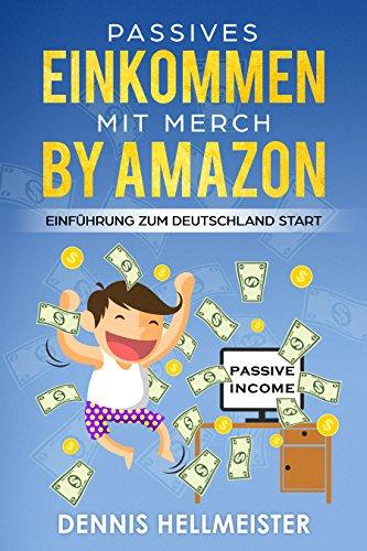 """Gratis eBook """"Passives Einkommen mit Merch By Amazon"""""""