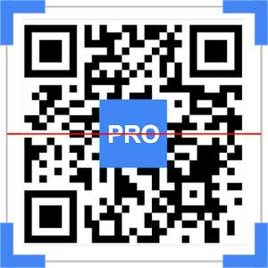 (Android) QR & Barcode Scanner Pro