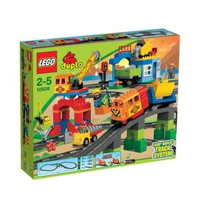Interspar.at: Lego Duplo - Eisenbahn Super Set um 63,90€