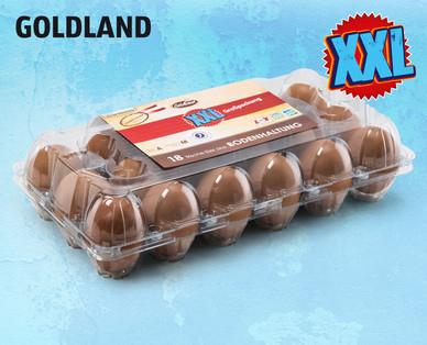 Hofer: 18 Eier aus Bodenhaltung (M) - 0,13 €/Stück - 16.7.2018