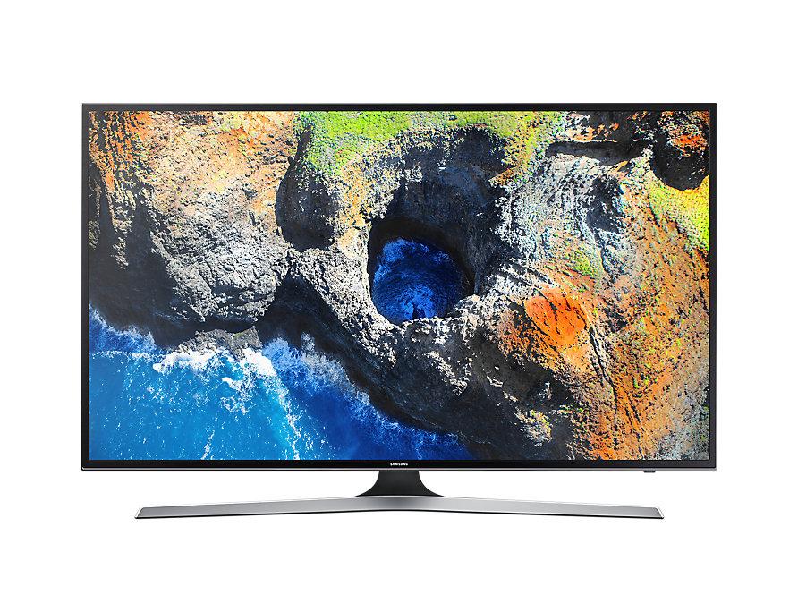 "SAMSUNG 65"" Flat UHD TV MU6170 [100€ Cashback auf Marktguru] [Bestpreis]"