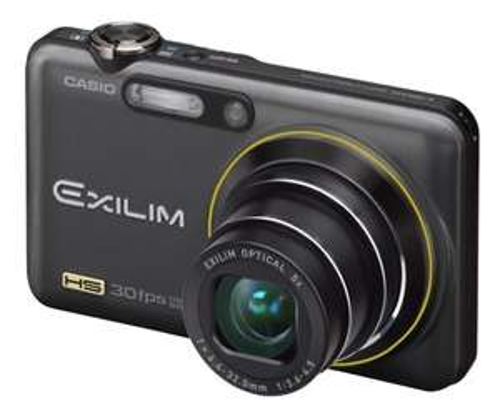 Highspeedkamera Casio Exilim EX-FC100 BK für 150€ *UPDATE*