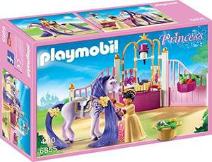 Amazon.de: Playmobil Princess - Königlicher Pferdestall um 9,06€