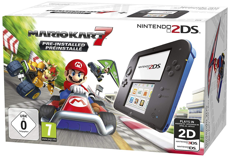 [Media Markt Vösendorf] div. Nintendo 2 DS Bundles für 70 Euro