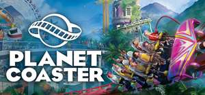[Steam] Planet Coaster für 17,09 € statt 20,75 €