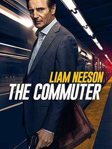 The Commuter in HD bzw. 4K HDR [Leihfilm!]
