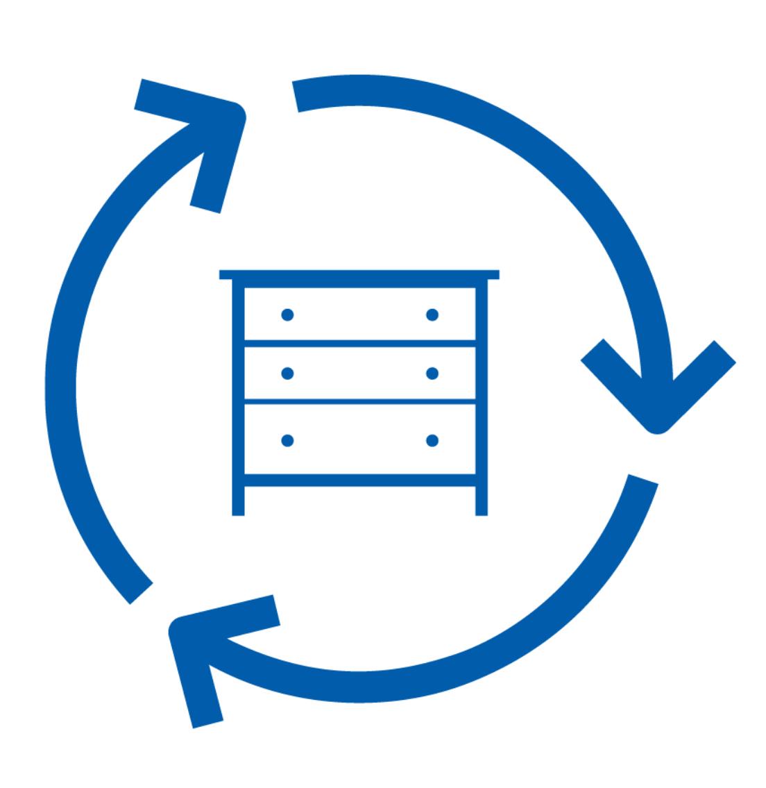 (HOT) alte Möbel zu IKEA bringen - bis zu 30% des Kaufpreises erhalten