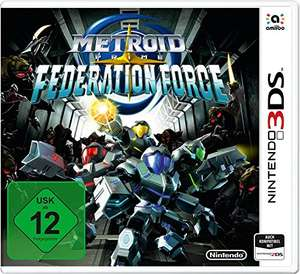 [Amazon.de] [3DS] Metroid Prime: Federation Force zum Bestpreis