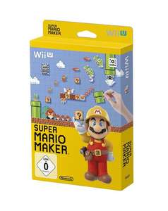 GameStop.at: Super Mario Maker - Artbook Edition (Wii U) um 14,99€ bei Abholung