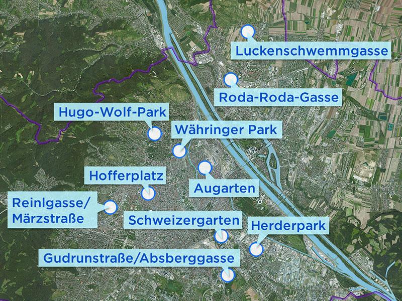 (Wien) GRATIS Eintritt für Kinder in 11 Schwimmbäder