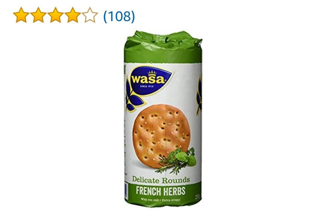 [Amazon prime] Wasa Knäckebrot mit 76% Rabatt + GRATIS Umzugskarton
