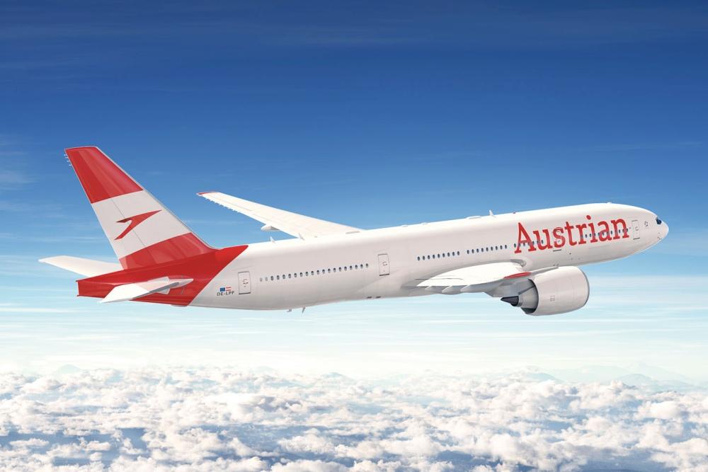 Austrian Airlines: 60 € Sofort-Rabatt auf alle Langstrecken ab Österreich