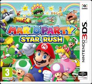 (Nintendo 3DS) Mario Party: Star Rush