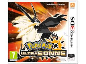 [Mediamarkt] Pokémon: Ultramond (3DS) oder um 15,-€