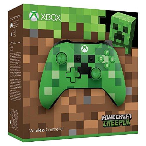Xbox One S Wireless Controller (Minecraft Green Limited Edition) für 34,48€ (Amazon)