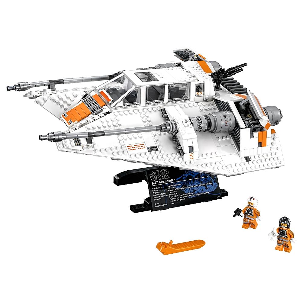 LEGO Star Wars Episoden I-VI - Snowspeeder (75144) für 127,50€