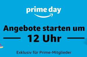 (Leak) Amazon Produkte - Prime Day - ab 12 Uhr (zB Fire Stick um 25 € / Echo Dot um 35 €...)