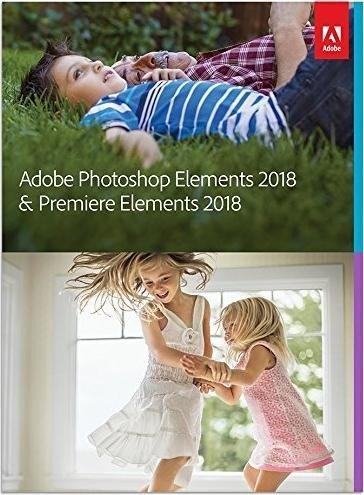 [Notebooksbilliger] Adobe Photoshop Elements 2018 und Premiere Elements 2018 für PC / MAC für 90,98 € statt 108,90 €