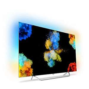 Philips 55POS9002/12 55 Zoll OLED-Fernseher (Ambilight, 4K Ultra HD, Android TV) für 1099€