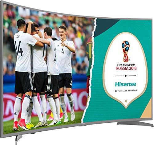 "Hisense 49"" UHD Curved HDR TV"