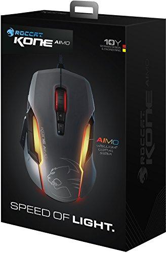 Roccat Kone AIMO Gaming Maus (alle Farben!)