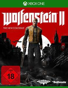 [amazon.de] Wolfenstein II: The new Collosus (Xbox One/PS4) [Prime Day]