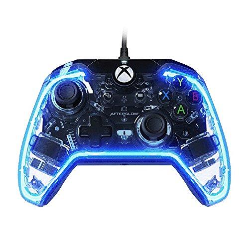 "(Blitzangebot) Xbox One Controller ""Afterglow Prismatic"" (kabelgebunden, leuchtend)"