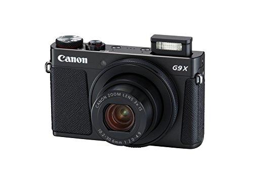 [Amazon Prime] Canon PowerShot G9 X Mark II (20,1 MP, 3 Zoll Display, WLAN, NFC, schwarz)