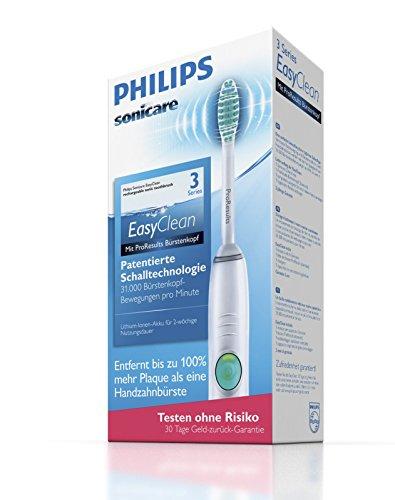 """Philips """"Sonicare EasyClean"""" elektrische Schallzahnbürste """"HX6510/22"""""""