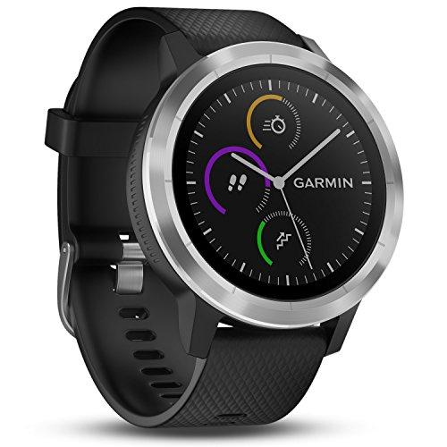 Amazon.de: Garmin Vívoactive 3 GPS-Fitness-Smartwatch um 174,99€