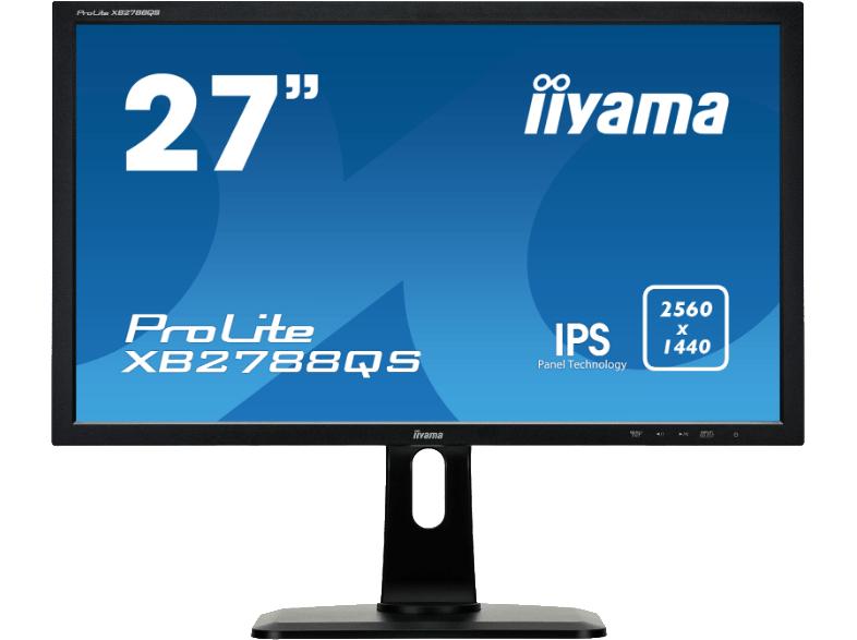 """iiyama ProLite 27"""" WQHD IPS Monitor - neuer Bestpreis"""