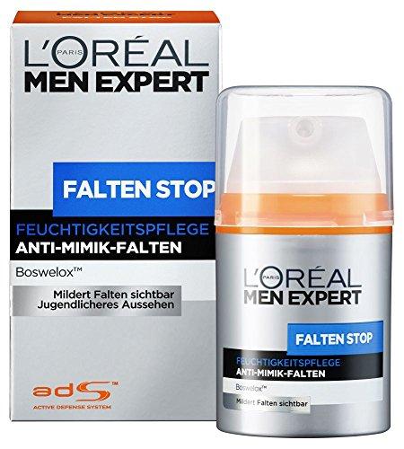 L'Oreal Men Expert Falten Stop Feuchtigkeitspflege