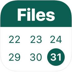 iOS: FileCalendar gratis statt 2,29€