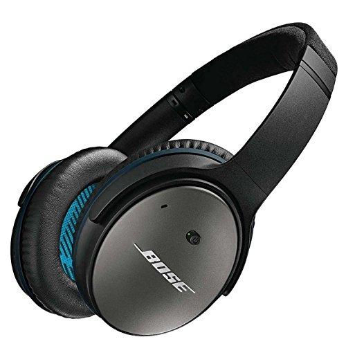 Bose QuietComfort 25 Acoustic Noise Cancelling Kopfhörer (geeignet für Apple-Geräte) für 143,59€