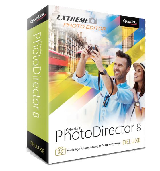 Cyberlink PhotoDirector 8 Deluxe, gratis (PC & Mac)
