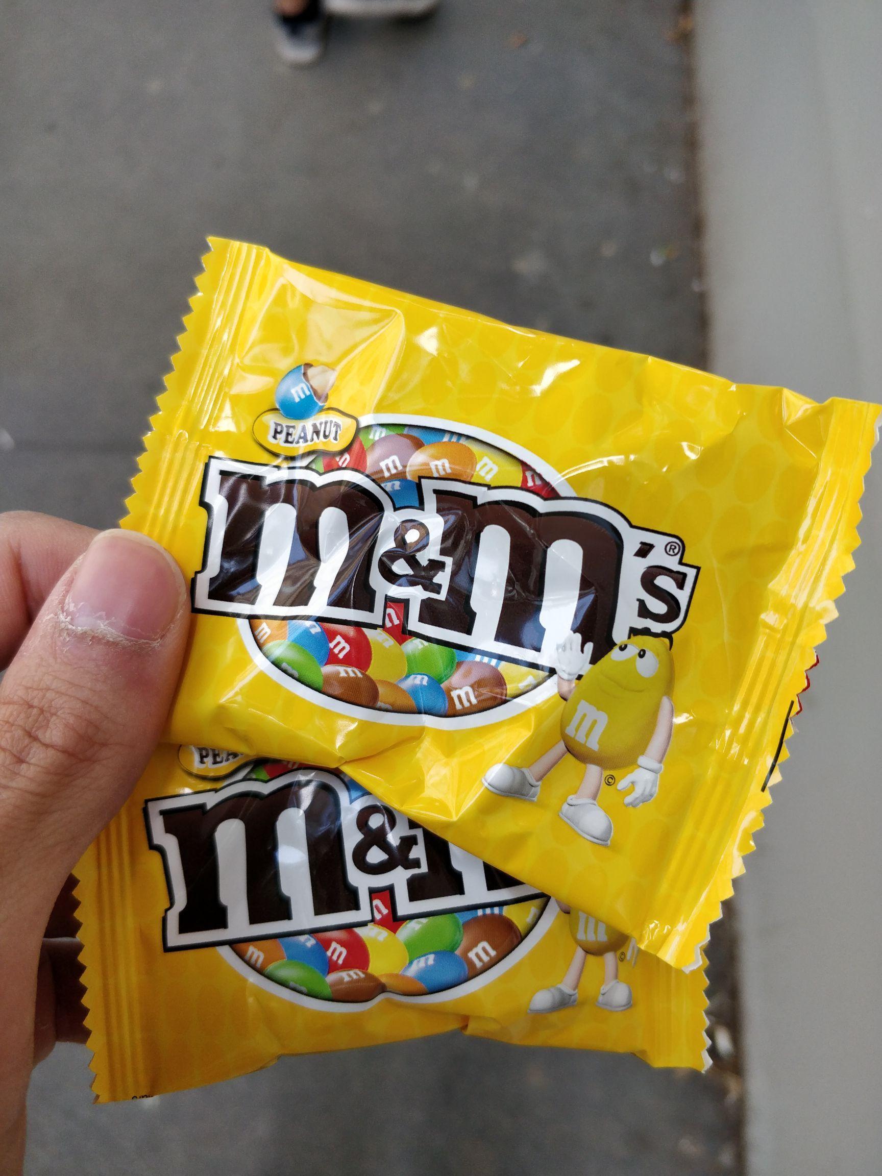 Gratis M&M's
