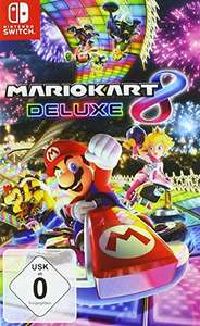 Amazon.es: Mario Kart 8 Deluxe (Nintendo Switch) um 41,95€