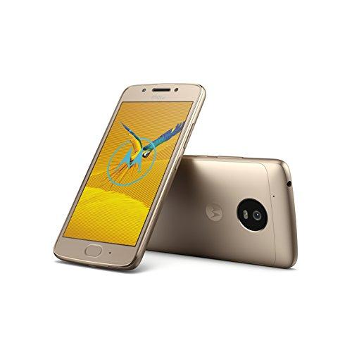 Motorola Moto G5 Smartphone (12,7 cm (5 Zoll), 2 GB RAM/16 GB, Android) Fine Gold für 99€