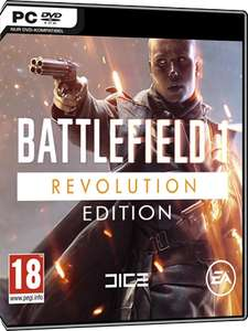 Battlefield 1 Revolution (PC-Origin)