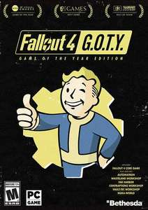 [cdkeys] Fallout 4: Game of the Year Edition PC für