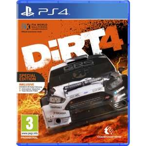 Dirt 4  [PS4] [PC]