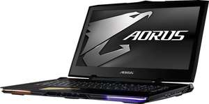 Gigabyte Aorus X9YV8-DE047T High End Gaming Notebook - Core i9