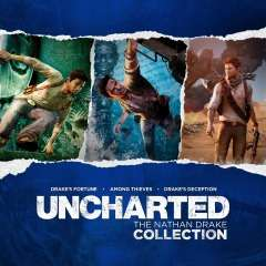 PSN: Neue Angebote - u.a. mit Uncharted: The Nathan Drake Collection (PS4) für € 16,49