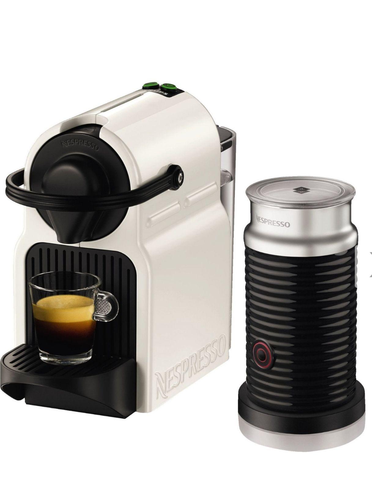 Krups Nespresso Inissia Bundle XN 1011+ 150 Nespressokapseln Gutschein für 79,90