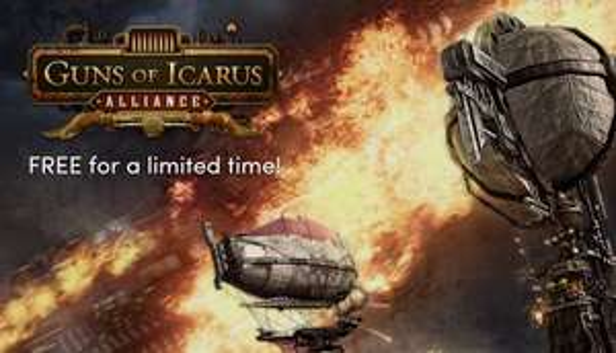 Humblebundle-GUNS OF ICARUS ALLIANCE wieder gratis